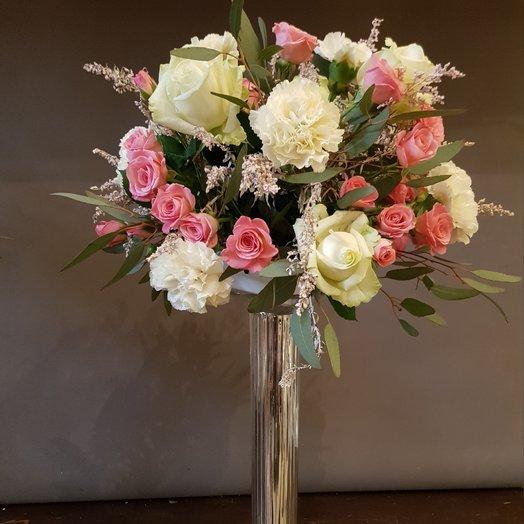 Свадебная история: букеты цветов на заказ Flowwow