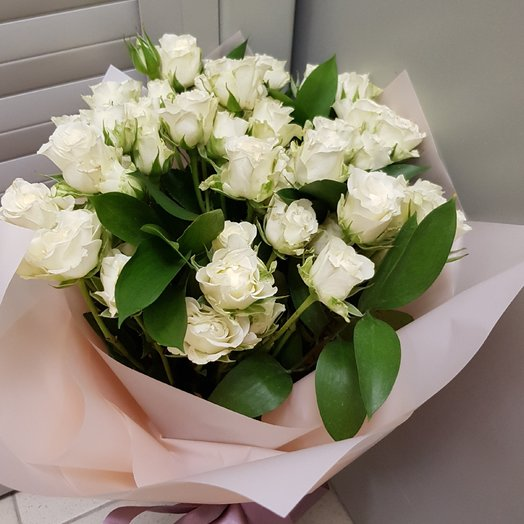 Беляночка: букеты цветов на заказ Flowwow