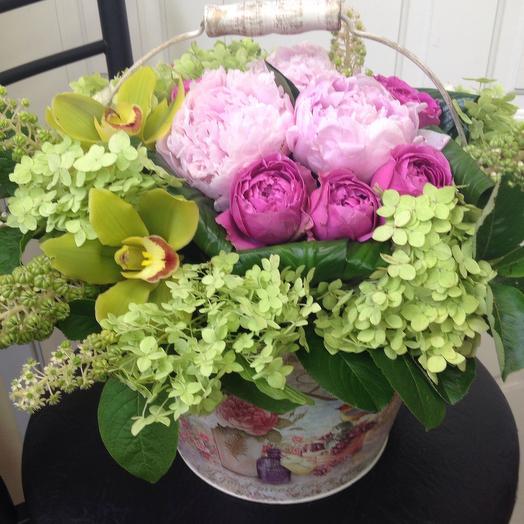 Пионроза : букеты цветов на заказ Flowwow