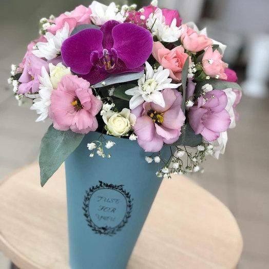 6 Цветочный рай: букеты цветов на заказ Flowwow