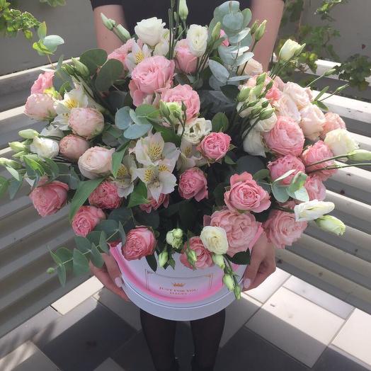 Коробка 13 : букеты цветов на заказ Flowwow