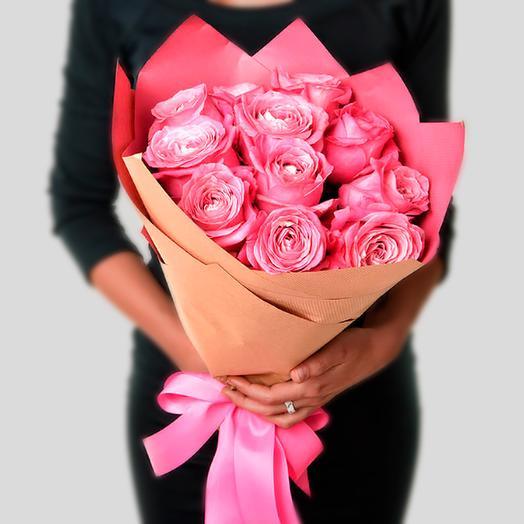 Всё для любви: букеты цветов на заказ Flowwow
