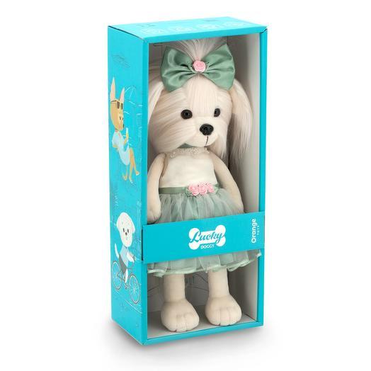 Коллекционная игрушка Lucky Doggy Розовый бутон