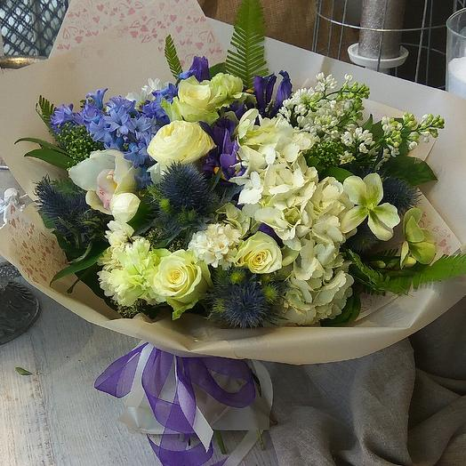 Анжелина: букеты цветов на заказ Flowwow