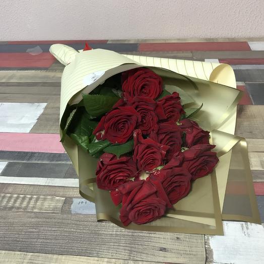 Ред XS: букеты цветов на заказ Flowwow
