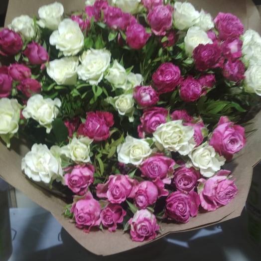 Катерина: букеты цветов на заказ Flowwow