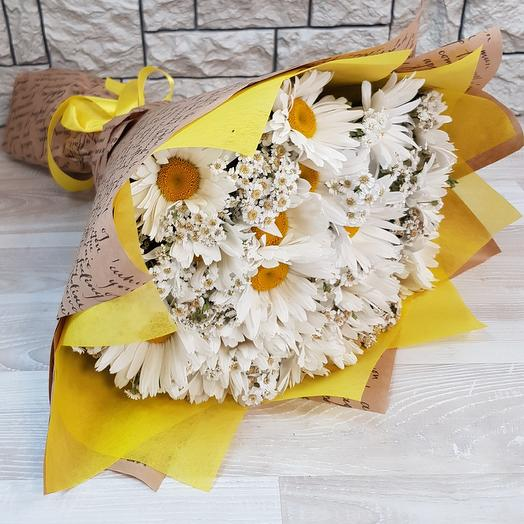Букет яркая поляна: букеты цветов на заказ Flowwow