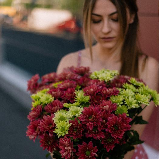 Осенняя романтика: букеты цветов на заказ Flowwow