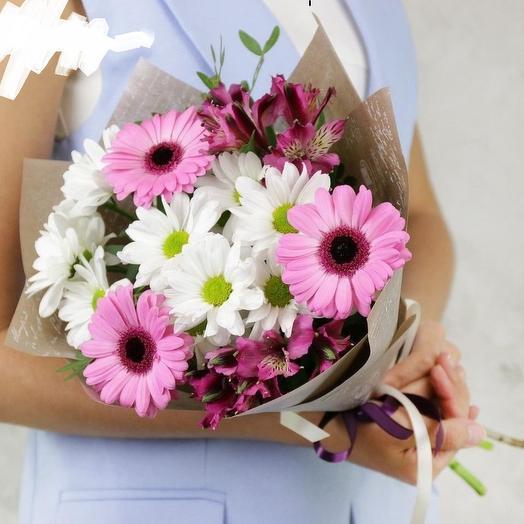 FLOWER*6: букеты цветов на заказ Flowwow