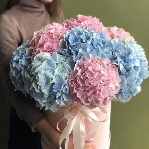 Vip коробка: букеты цветов на заказ Flowwow
