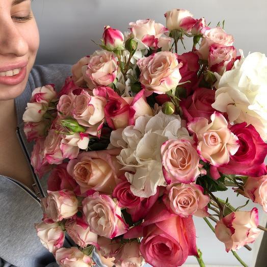 Голливуд: букеты цветов на заказ Flowwow