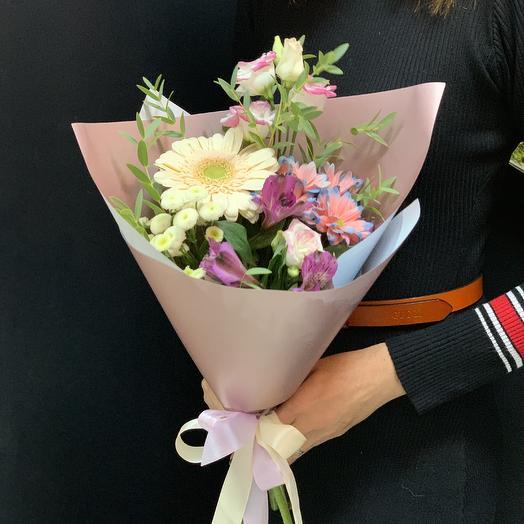 Симфония: букеты цветов на заказ Flowwow