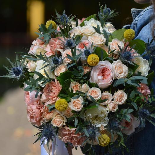"""Букет цветов """"Вальс"""": букеты цветов на заказ Flowwow"""