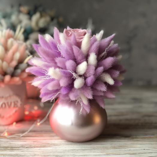Интерьерная Композиция: букеты цветов на заказ Flowwow
