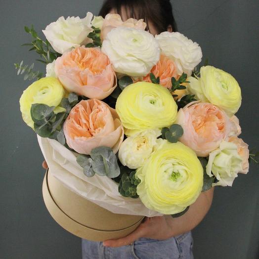 Меренги: букеты цветов на заказ Flowwow