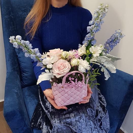 Miss Pinky: букеты цветов на заказ Flowwow