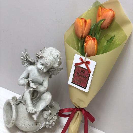 Энни: букеты цветов на заказ Flowwow