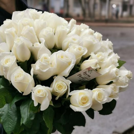 Белый шарм
