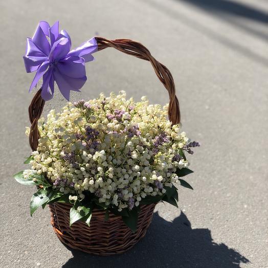 Весенний луг: букеты цветов на заказ Flowwow