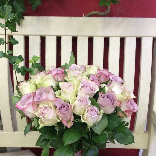 Монинг Дью: букеты цветов на заказ Flowwow