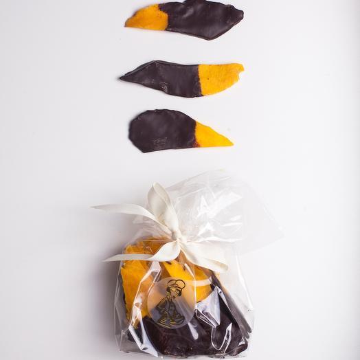 Манго в тёмном шоколаде