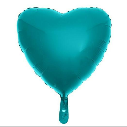 Шар сердце огромный