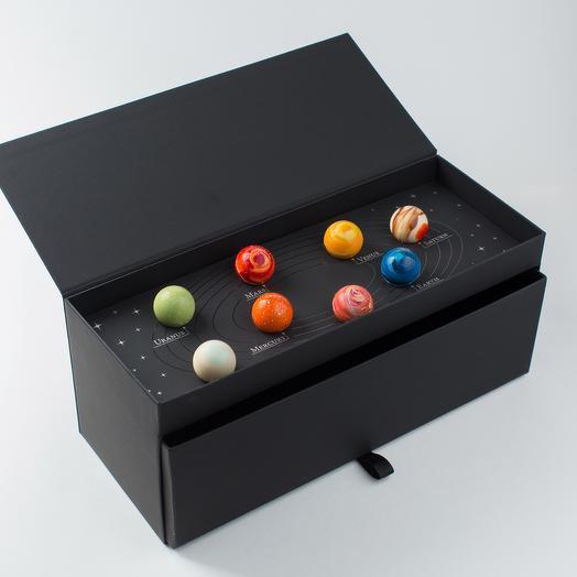 """Шоколадные планеты """"Планетарий"""""""