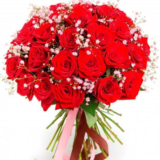 Букет роз «Для любимой»