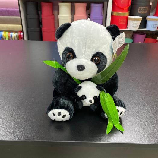 Панда с ребёнком