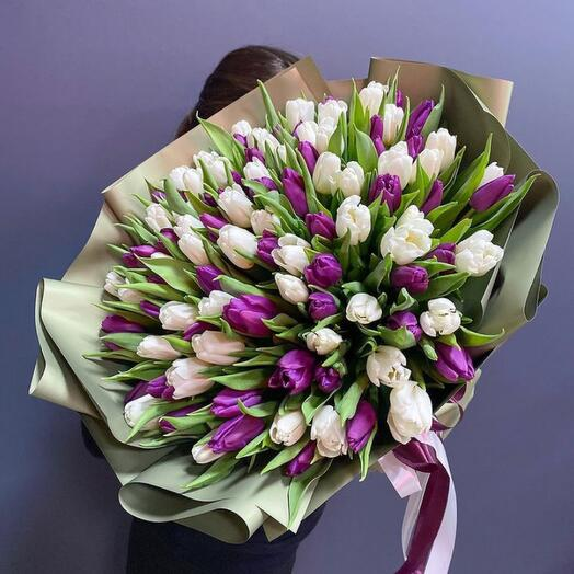 101 тюльпанов