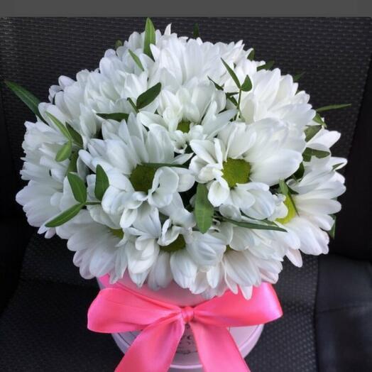 Цветы в коробке 06447