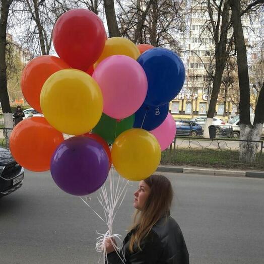 Ассорти из воздушных шаров 19 шт