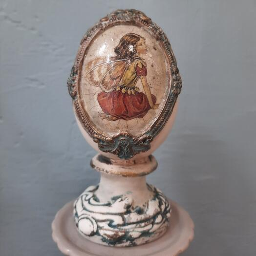Яйцо керамика