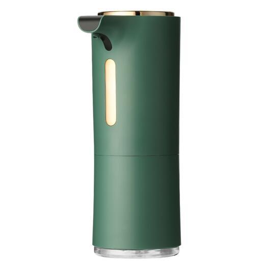 Диспенсер для мыла сенсорный с функцией аромадиффузора, Зеленый