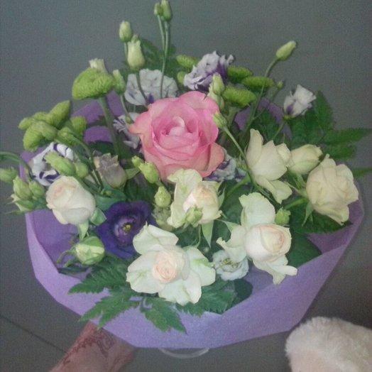 Очарованье: букеты цветов на заказ Flowwow
