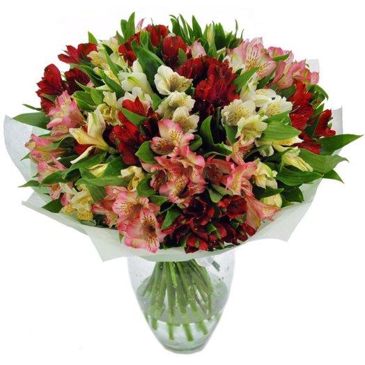 Букет Мартина: букеты цветов на заказ Flowwow