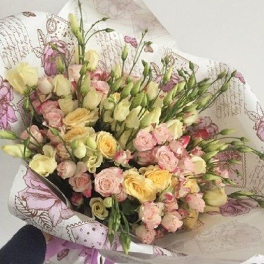 """Благородный букет """"Герцогиня"""": букеты цветов на заказ Flowwow"""