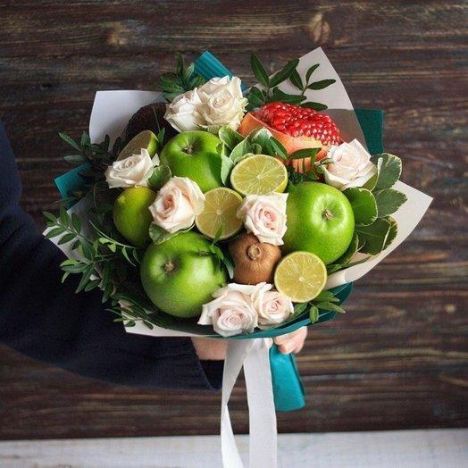 Фреш: букеты цветов на заказ Flowwow