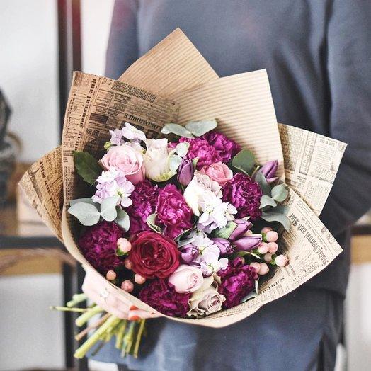 """Сирень"": букеты цветов на заказ Flowwow"