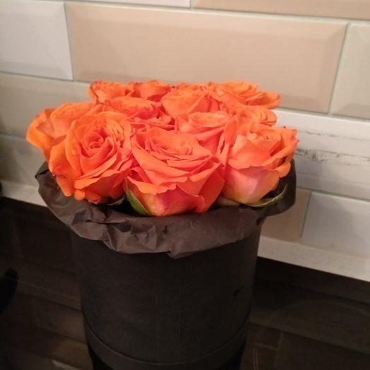 Пламенный: букеты цветов на заказ Flowwow