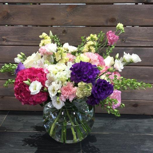 Недотрога: букеты цветов на заказ Flowwow