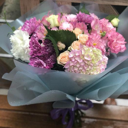 Нежность утра : букеты цветов на заказ Flowwow