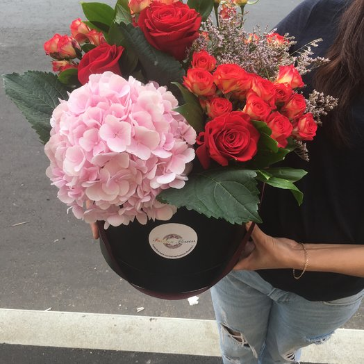 Капитанская Дочь: букеты цветов на заказ Flowwow