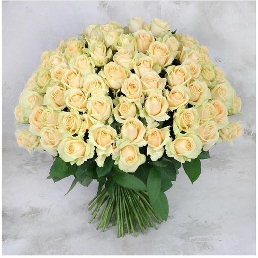 59 роза пинч аваланж: букеты цветов на заказ Flowwow
