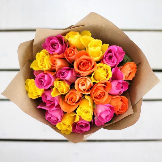 """Букет """"Фейерверк"""": букеты цветов на заказ Flowwow"""
