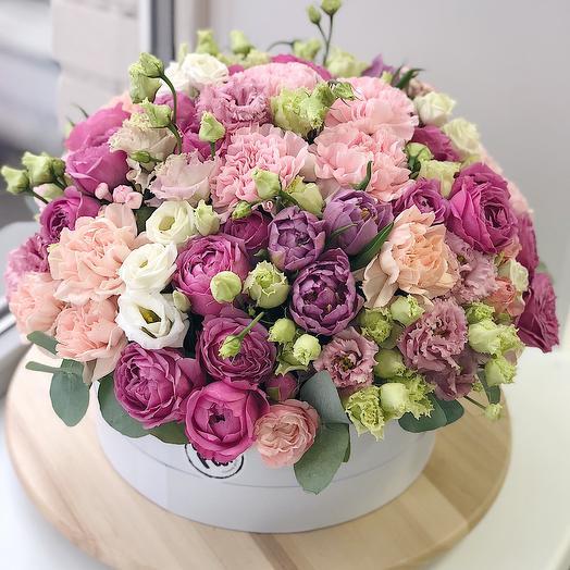 Цветочная фея: букеты цветов на заказ Flowwow