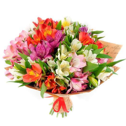 Букет «Леденец»: букеты цветов на заказ Flowwow