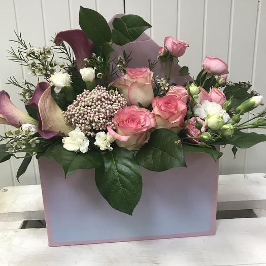 Приветик: букеты цветов на заказ Flowwow