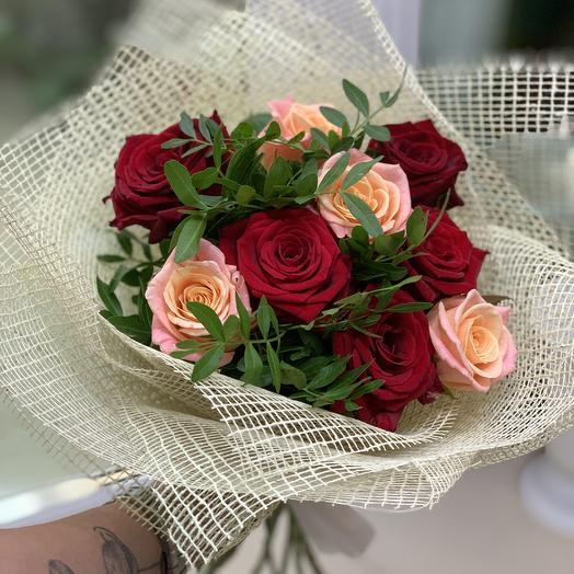 Само очарование: букеты цветов на заказ Flowwow