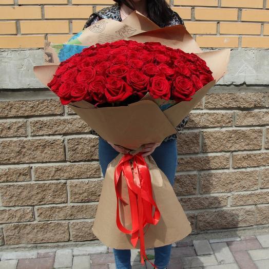 Классика 51: букеты цветов на заказ Flowwow